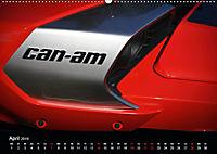 CanAm Spyder F3 (Wandkalender 2019 DIN A2 quer) - Produktdetailbild 4