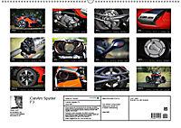 CanAm Spyder F3 (Wandkalender 2019 DIN A2 quer) - Produktdetailbild 13
