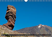 Canarian impressions Tenerife - El Hierro / UK-version (Wall Calendar 2019 DIN A4 Landscape) - Produktdetailbild 5