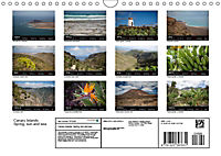 Canary Islands, Spring, sun and sea (Wall Calendar 2019 DIN A4 Landscape) - Produktdetailbild 13