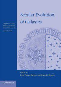 Canary Islands Winter School of Astrophysics: Secular Evolution of Galaxies