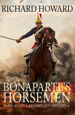 Canelo Adventure: Bonaparte's Horsemen, Richard Howard