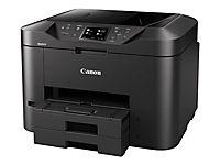 CANON MAXIFY MB2750 Schwarz A4 MFP Farb Drucker drucken kopieren scannen fax  Wlan Lan Cloud-Link - Produktdetailbild 4