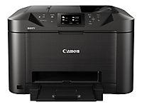 CANON MAXIFY MB5150 Schwarz A4 MFP Farb Drucker drucken kopieren scannen fax Wlan Lan Cloud-Link - Produktdetailbild 2