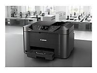 CANON MAXIFY MB5150 Schwarz A4 MFP Farb Drucker drucken kopieren scannen fax Wlan Lan Cloud-Link - Produktdetailbild 3