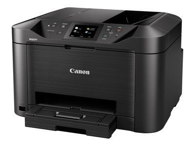 CANON MAXIFY MB5150 Schwarz A4 MFP Farb Drucker drucken kopieren scannen fax Wlan Lan Cloud-Link