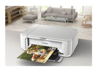 CANON PIXMA MG3650 Weiss MFP A4 Drucken Kopieren Scannen bis zu 4800x1200dpi WLAN Pixma Cloud Link Print App