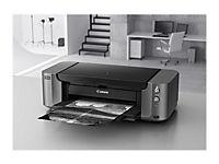 CANON PIXMA PRO-10S A3+ 10-Tintensystemprinter to 4800x2400dpi CD-/ DVD-print Lan Wlan Apple Air-Print PictBridge - Produktdetailbild 7