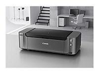CANON PIXMA PRO-10S A3+ 10-Tintensystemprinter to 4800x2400dpi CD-/ DVD-print Lan Wlan Apple Air-Print PictBridge - Produktdetailbild 4