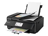 CANON Pixma TR8550 Schwarz A4 MFP 4in1 Multifunktionssystem 4800x1200dpi drucken kopieren scannen und faxen 5 Tintentank - Produktdetailbild 3