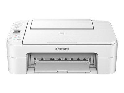 CANON Pixma TS3151 White A4 MFP 3in1 drucken kopieren scannen Cloud Link Wlan 3,8cm SW-LCD-Anzeige Dublex Print