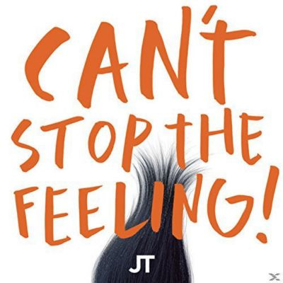 Can't Stop The Feeling! (Original Song From Trolls) (2-Track Single), Justin Timberlake