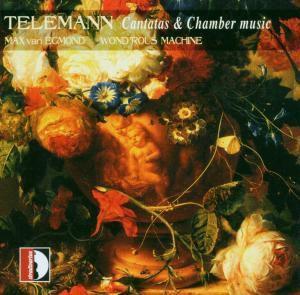 Cantatas & Chamber Music, M.V. Egmond, Wond'Rous Machine