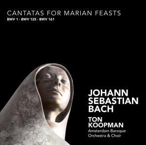 Cantatas For Marian Feasts, Ton & The Amsterdam Baroque Orchestra Koopman