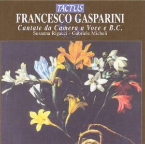 Cantate da Camera, Susanna Rigacci
