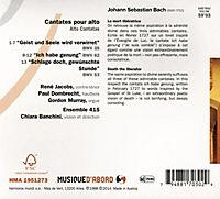 Cantates Pour Alto - Produktdetailbild 1