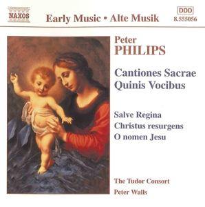 Cantiones Sacrae Quinis Vocibu, Peter Walls, Tudor Consort