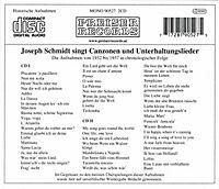 Canzonen Und Unterhaltungslied - Produktdetailbild 1