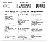 Canzonen und Unterhaltungslieder - Produktdetailbild 1