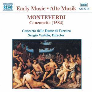 Canzonette (1584), Concerto Delle Dame, Vartolo