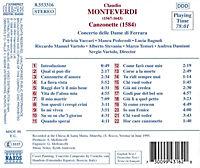 Canzonette (1584) - Produktdetailbild 1