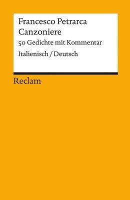 Canzoniere, Italienisch-Deutsch - Francesco Petrarca |