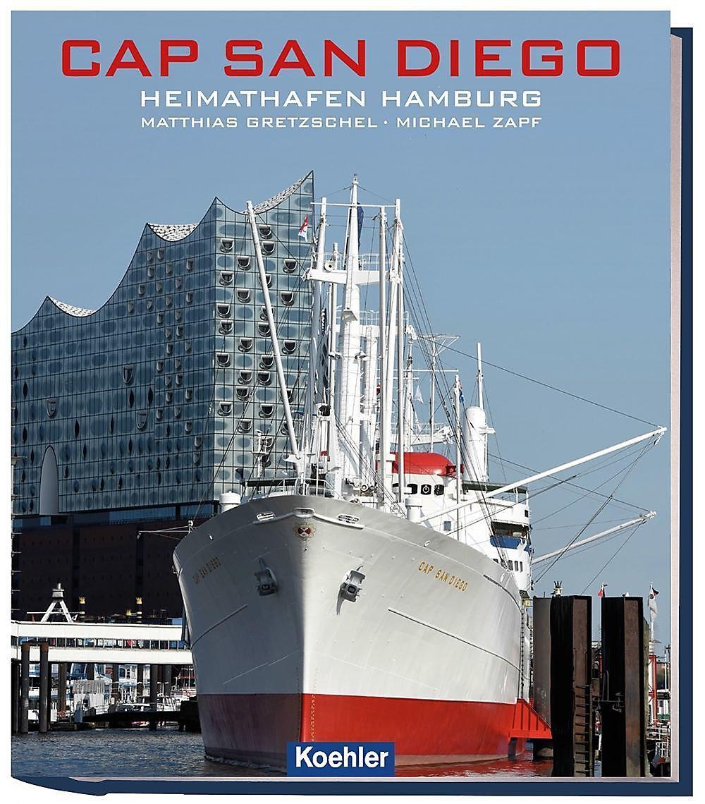 Cap San Diego Buch von Matthias Gretzschel portofrei - Weltbild.de