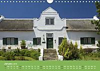 CAPESTYLE - Great Style South Africa UK-Version (Wall Calendar 2019 DIN A4 Landscape) - Produktdetailbild 1