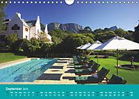 CAPESTYLE - Great Style South Africa UK-Version (Wall Calendar 2019 DIN A4 Landscape) - Produktdetailbild 9