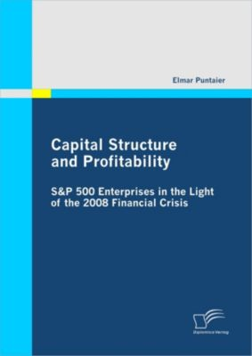 Capital Structure and Profitability: S&P 500 Enterprises in the Light of the 2008 Financial Crisis, Elmar Puntaier