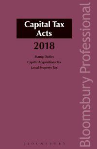 Capital Tax Acts 2018, Michael Buckley