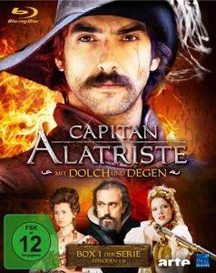 Capitan Alatriste - Mit Dolch und Degen (Box 1) Bluray Box, N, A
