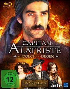 Capitan Alatriste - Mit Dolch und Degen (Box 2) Bluray Box, N, A