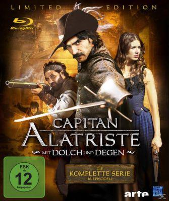 Capitan Alatriste - Mit Dolch und Degen (Die komplette Serie) Bluray Box, N, A