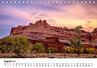 Capitol Reef National Park, Utah - USA (Tischkalender 2019 DIN A5 quer) - Produktdetailbild 8