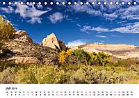 Capitol Reef National Park, Utah - USA (Tischkalender 2019 DIN A5 quer) - Produktdetailbild 7