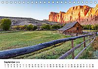 Capitol Reef National Park, Utah - USA (Tischkalender 2019 DIN A5 quer) - Produktdetailbild 9