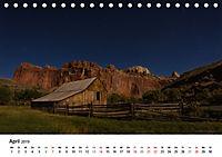 Capitol Reef National Park, Utah - USA (Tischkalender 2019 DIN A5 quer) - Produktdetailbild 4