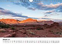 Capitol Reef National Park, Utah - USA (Wandkalender 2019 DIN A4 quer) - Produktdetailbild 1