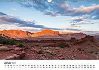 Capitol Reef National Park, Utah - USA (Wandkalender 2019 DIN A3 quer) - Produktdetailbild 1