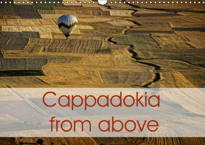 Cappadokia from above (Wall Calendar 2019 DIN A3 Landscape), Peter Schuerholz