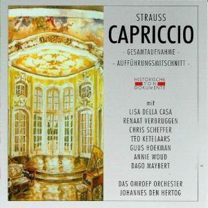Capriccio, Omroep Orchester