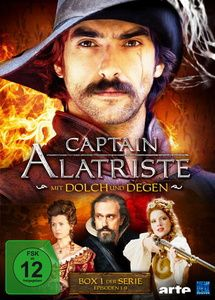 Captain Alatriste: Mit Dolch und Degen - Box 1, Arturo Pérez-Reverte
