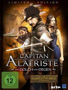 Captain Alatriste: Mit Dolch und Degen - Gesamtbox, Arturo Pérez-Reverte