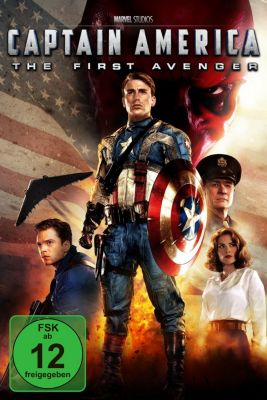Captain America: The First Avenger, Jack Kirby, Joe Simon