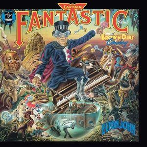 Captain Fantastic And The Brown Dirt Cowboy (Lp) (Vinyl), Elton John