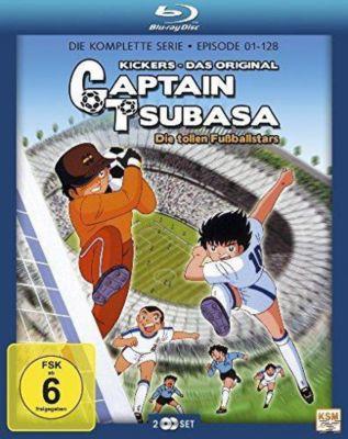 Captain Tsubasa: Die tollen Fußballstars - Die komplette Serie Limited Edition, N, A