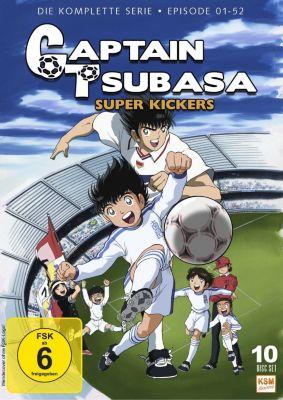 Captain Tsubasa: Super Kickers - Die komplette Serie, N, A