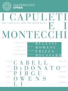 Capuleti E I Montecchi, Frizza, Cabell, Didonato, Pirgu