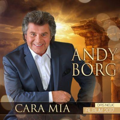 Cara Mia (Exklusive Version mit Autogrammkarte), Andy Borg